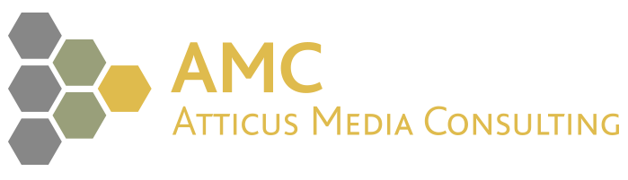 Atticus Media Consulting logo